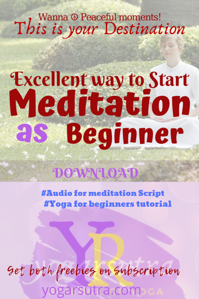 Good Job! You have decided to meditate. In this meditation for beginners' guide, get everything best opinions, tools to help you make your practice peaceful and enjoying.