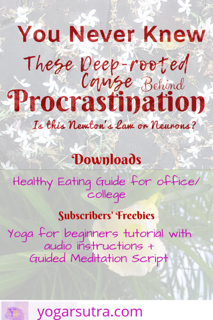 Procrastinating is killing your productivity and time both. Learn here effectively - How to overcome Procrastination and some of its benefits too! Subscriber get your freebies.