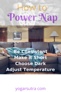 How to power nap.? Know all the power nap benefits for your brain and body.