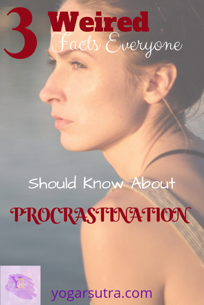 Procrastinating is killing your productivity and time both. Learn here effectively - How to overcome Procrastination and some of its benefits too!