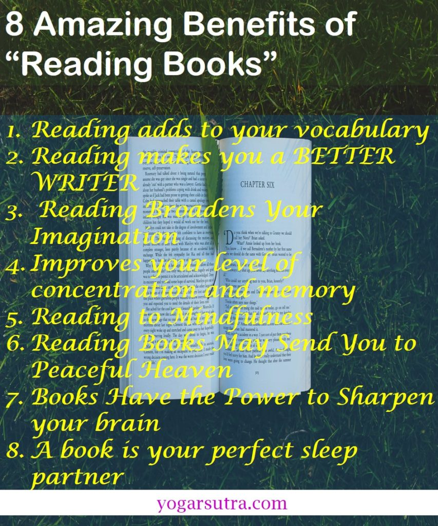 Know all amazing benefits of reading book. Why should you read everyday.
