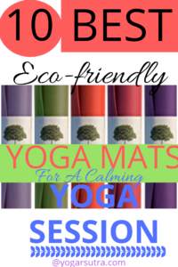 10 Best yoga mats of year 2019. You will find here the most #Eco-friendly, #absorbent, and portable #yoga-mats. Reviews and comparison. #jade harmony yoga mat