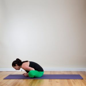 Butterfly or cobbler Pose- fertility yogaYoga pose for pregnant moms to cure morning sickness.