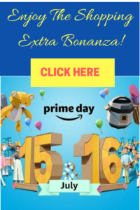 Amazon Prime Day is an yearly bonanza for Amazon Prime Members. Become a prime member here and become a privileged shopper on 15 and 16 July.