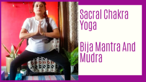 Sacral Chakra Yoga Postures, YouTube Thumbnail