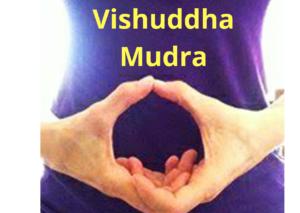 Vishuddha mudra