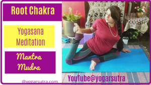 Root chakra yoga sequence video