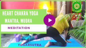 Video- Heart Chakra yoga sequence