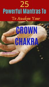 Powerful Mantras to awaken crown chakra #sahasrara_mantras #chakra_balancing