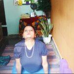 Bhujangasana #cobra_pose