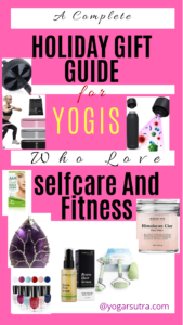 Holiday gifts for Yogi who love to stay fit