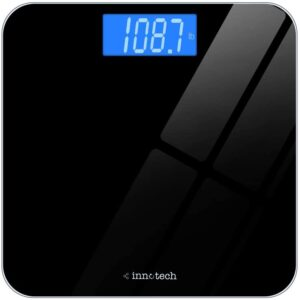 Digital body weight scale, a holiday gift