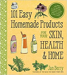 101 easy homemade products for skin a book for the holiday gift for Yogis