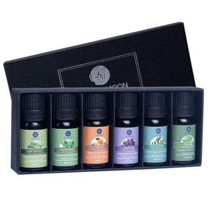 Set of essential oils can be a good idea of holiday gift for Yogis