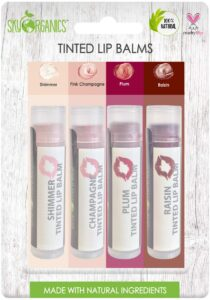 Set of get bumps can make an excellent gift for Yogi who love to look natural and beautiful