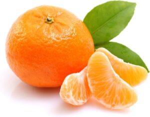 Orange immunity boosting fruit