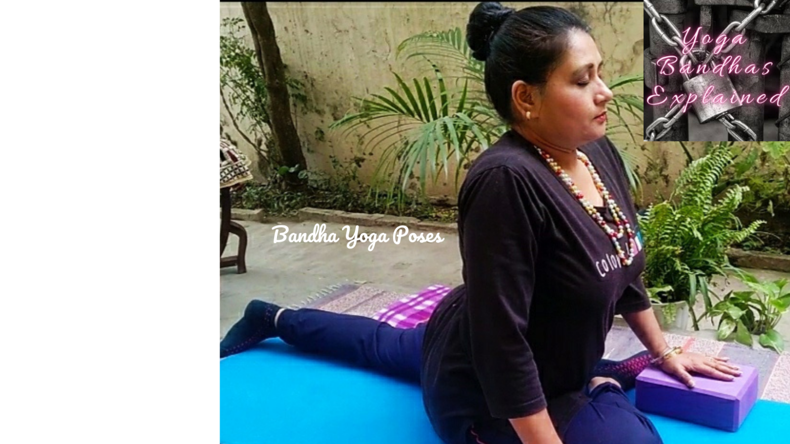 Yoga poses with Bandha featured