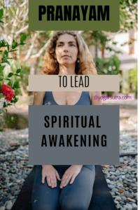 Pranayama for spiritual awakening