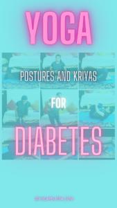 Yoga Kriyas For Diabetes Prevention