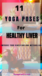 Yoga Sequence For Healthy Liver, causes of liver damage and symptoms of a liver disease