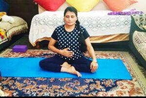 Kapalbhati kriya yoga for diabetes prevention