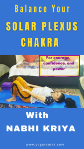 Nabhi Kriya To Unblock Your Solar Plexus Chakra, Nabhi Kriya For Courage, Confidence, And Power #Mahabandha #Master_lock