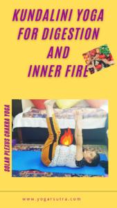 Kundalini yoga to ignite your inner fire| nabhi Kriya for solar plexus Chakra