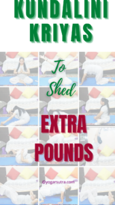 Kundalini yoga kriyas for weight loss. #weight_loss_yoga