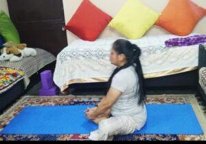 Butterfly pose kundalini kriya for weight loss