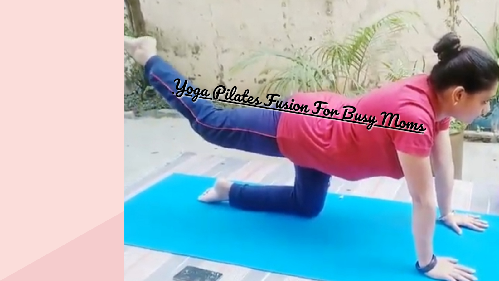 Yoga pilate's featured
