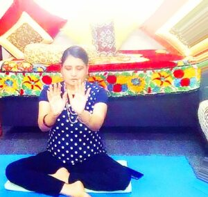 Distance Reiki Healing by Rashmi Agarwal: energy healing to recover from the post corona weaknesses.