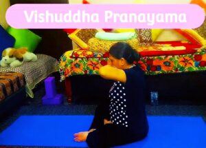 Vishuddha Pranayama: Vinyasa yoga flow for post covid recovery