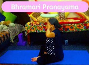 Bhramri Pranayama: Vinyasa yoga flow for post covid recovery